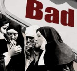 Bad Catholic; good sport