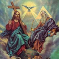 The perils of Trinity Sunday!