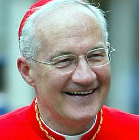 Cardinal Ouellet:<br />evangelisation & family