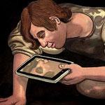 The narcissist blogger