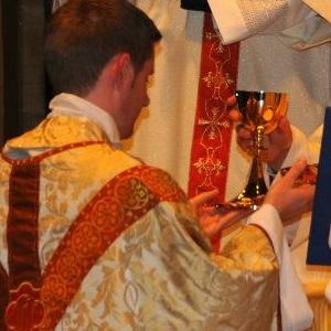 Anniversary of priestly ordination