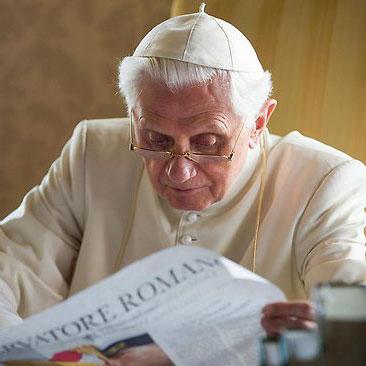 What do retired popes do?