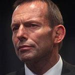 Tony Abbott on the priest