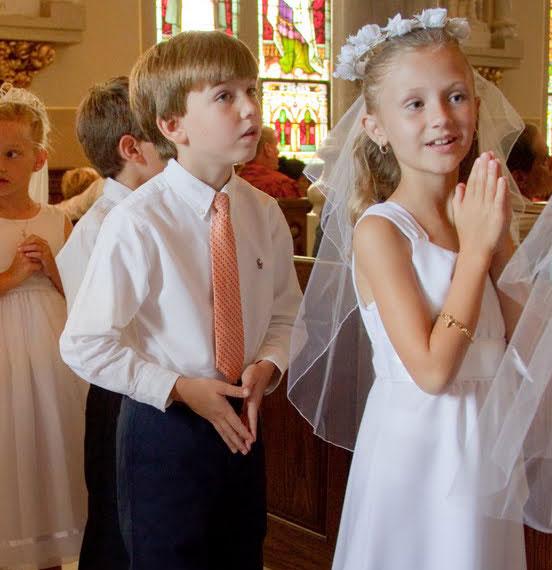 Saints' First Communions