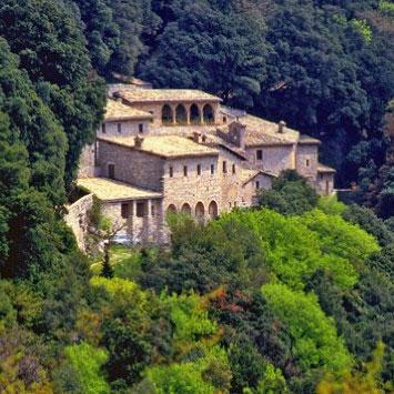 St Francis' hermitage