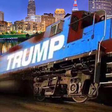 Is the Trump train derailed?